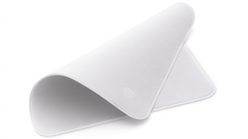 Apple's newest product: a cleaning cloth for 25 euros
