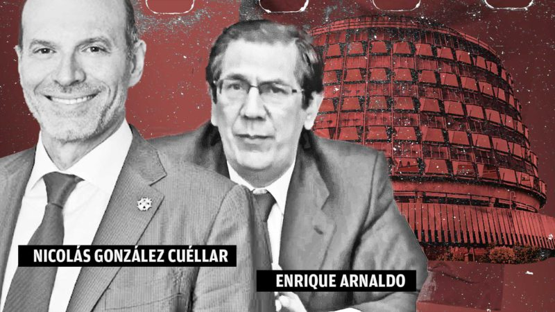 Arnaldo and González Cuéllar will be the new magistrates of the Constitutional Court at the proposal of the PP