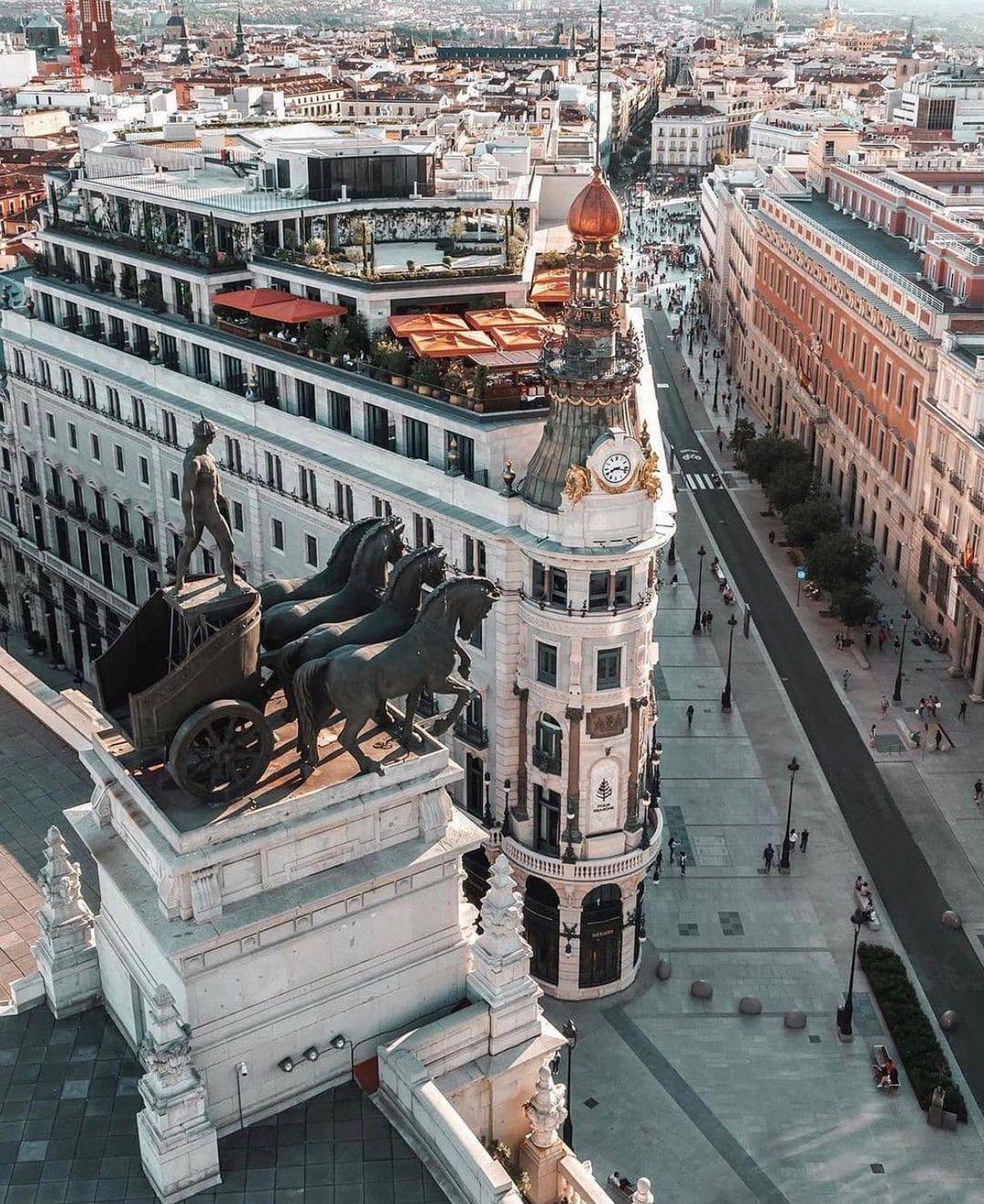 Four Seasons Madrid.  / Photo: Instagram