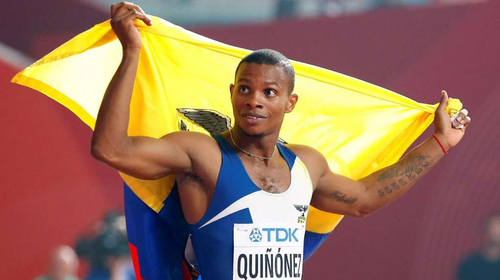 Atrocious crime of an Ecuadorian Olympic athlete in the middle of the street of Guayaquil: the horror video