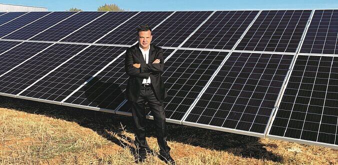 Audax Renovables starts up the La Zarzuela photovoltaic plants in Toledo