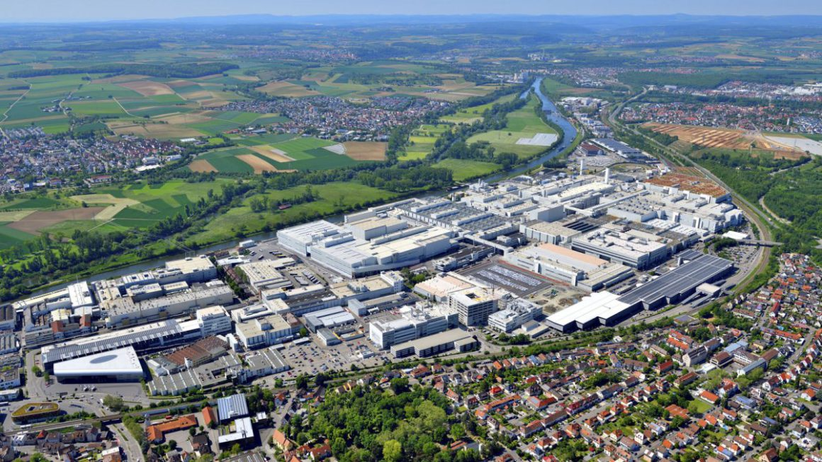 Audi is building a development center for high-voltage batteries at the Neckarsulm site