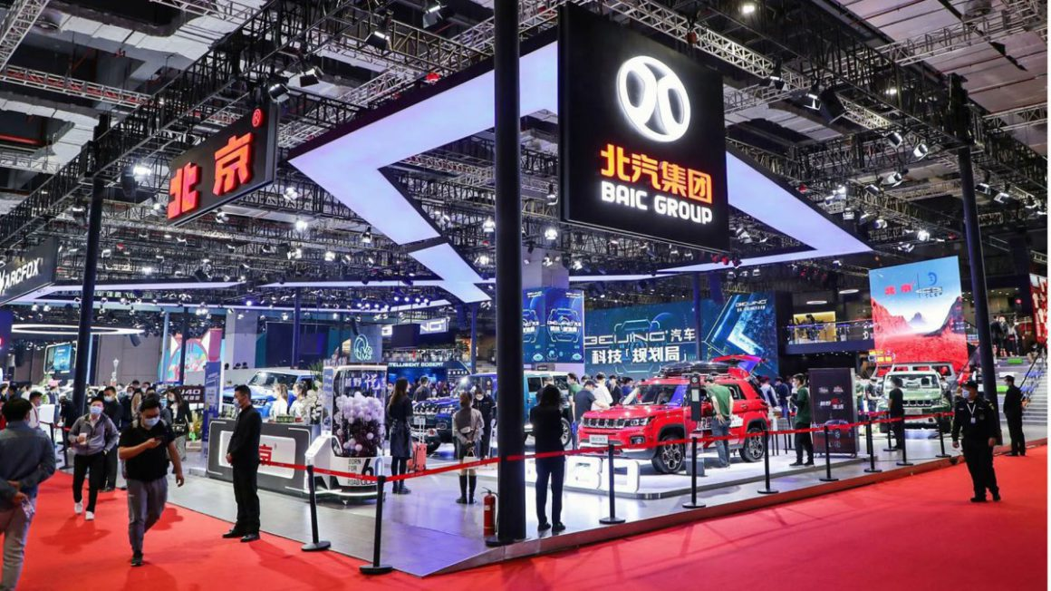 Auto industry: Chinese auto market still heavily in the red in September