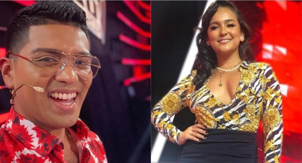 """Daniela Darcourt after being blocked by Christian Yaipén in """"La Voz Kids Peru"""": """"Until today we are friends"""" - MAG."""