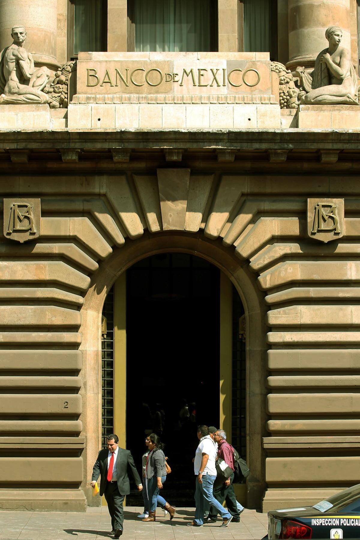 Banco de México warns of rising inflation and external pressures