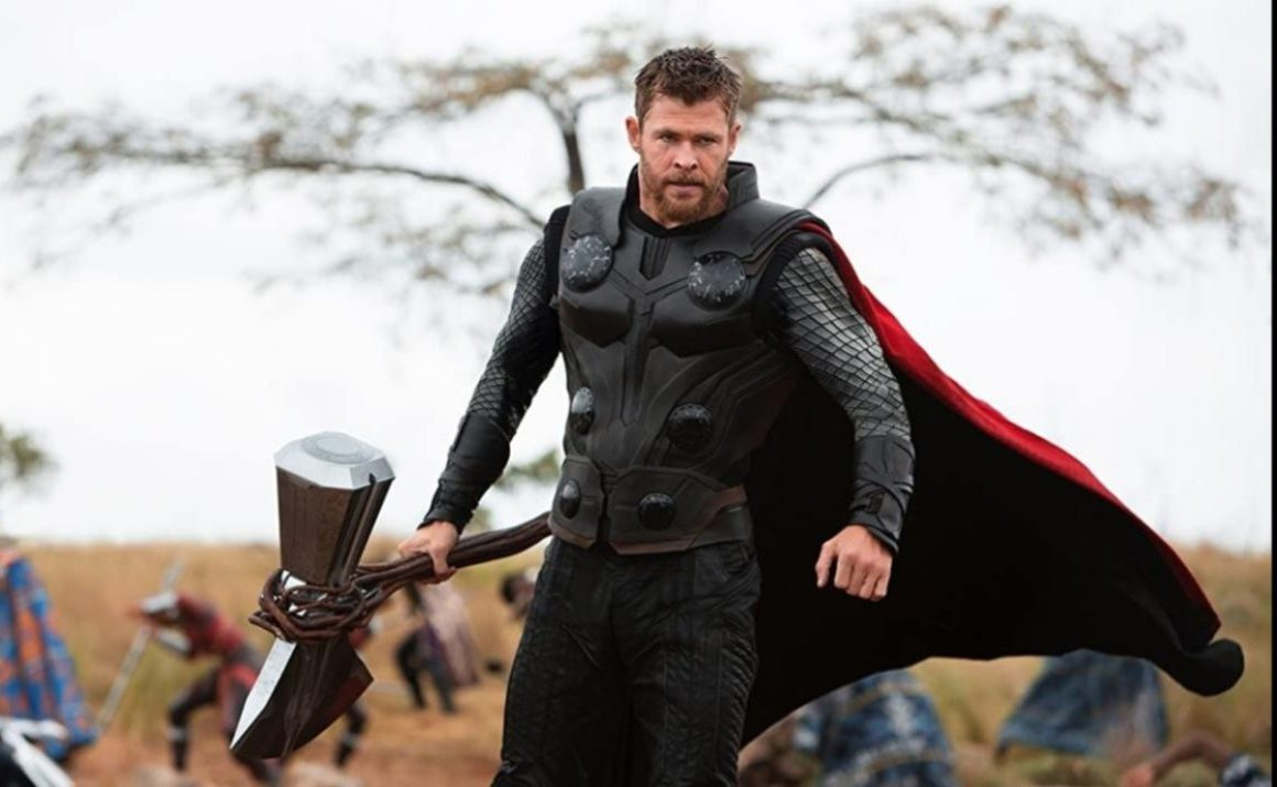 Because of Captain America, Chris Hemsworth thought he would stop being Thor in Marvel