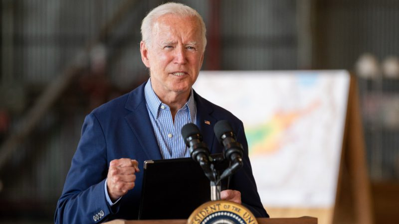 Biden warns China that the US would defend Taiwan in case of attack