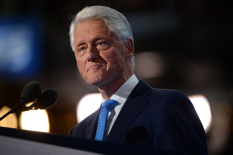 Bill Clinton Hospitalized in California for Infection    International