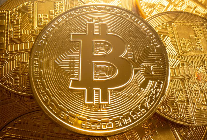 Bitcoin is hovering near a high;  Doubts persist about fund drive in the US
