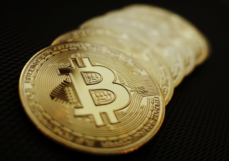 Bitcoin rounds 6-month high on ETF hopes and inflation concerns