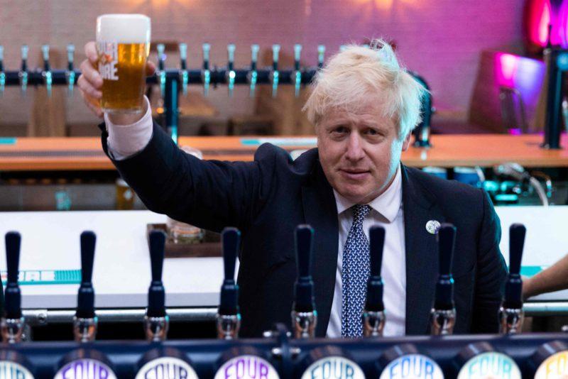 Boris Johnson Sells Optimism In The First Post-Pandemic UK Budget |  International