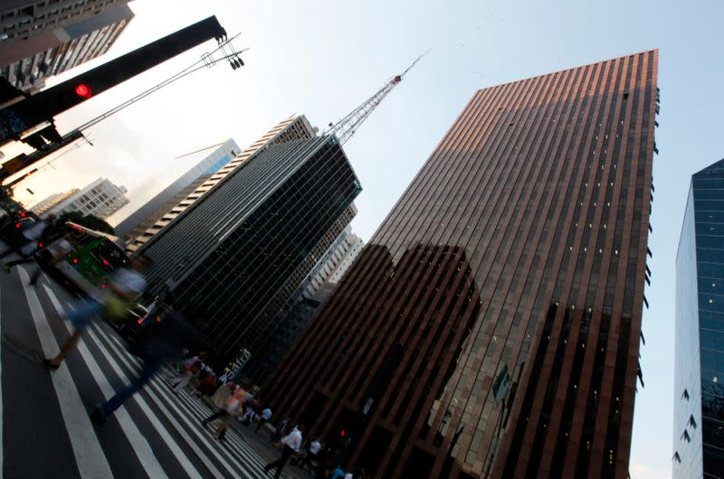 Brazil's economic activity contracts more than expected in August