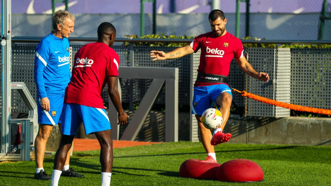 Call for Barcelona against Valencia: Kun Agüero enters the list and Dembélé is still out
