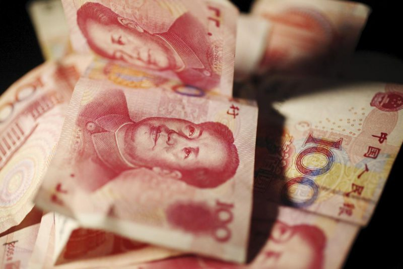 China maintains its benchmark loan rate at 3.85% for the 18th month