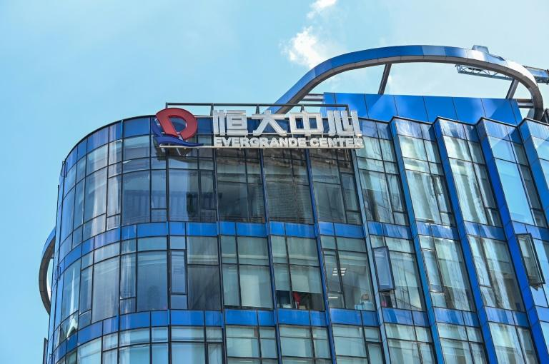 Chinese consortium Evergrande says it resumed 10 stalled projects