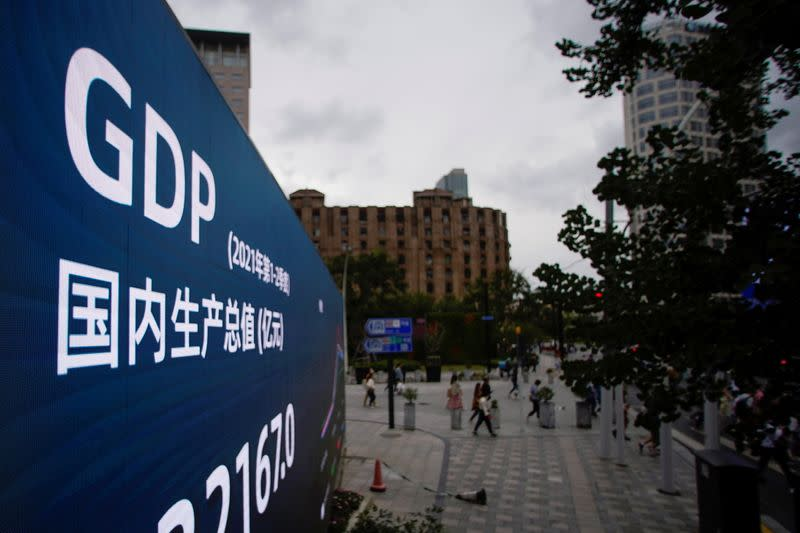 Chinese economy stumbles into energy crisis and real estate problems