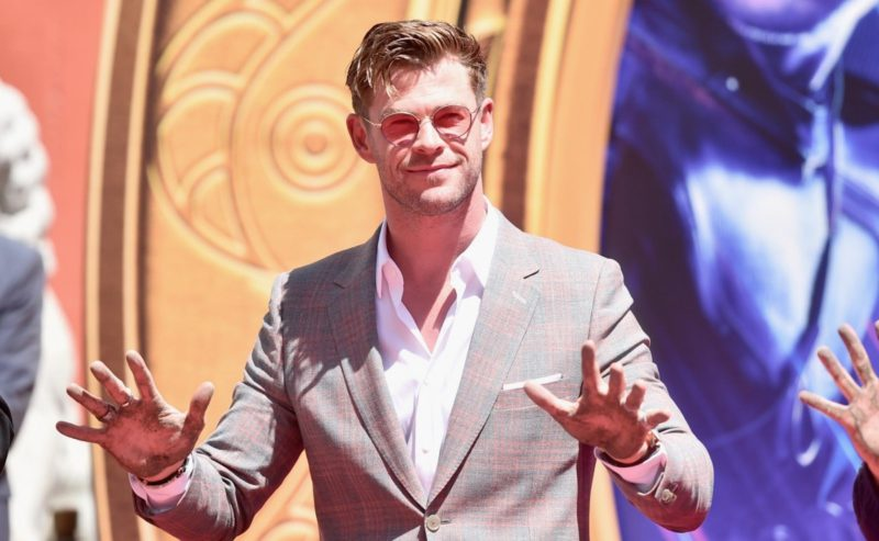 Chris Hemsworth would have renewed contract with Marvel