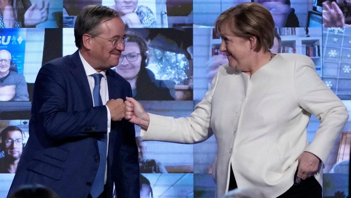 Christian Democrats lose the helm after Merkel's departure |  International