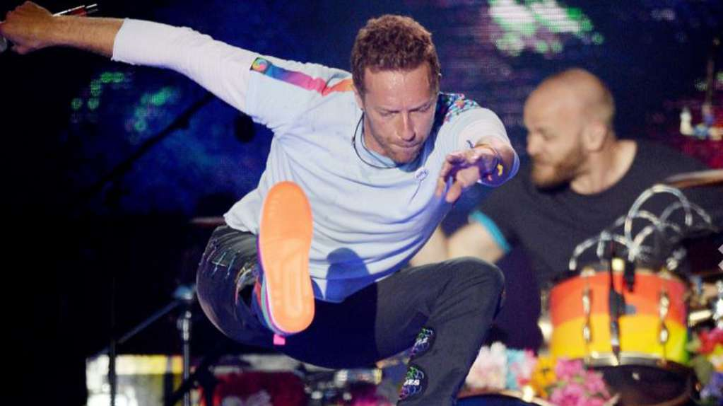 """Coldplay released """"Music of the Spheres"""": """"It's an experimental album, but also very funny"""""""