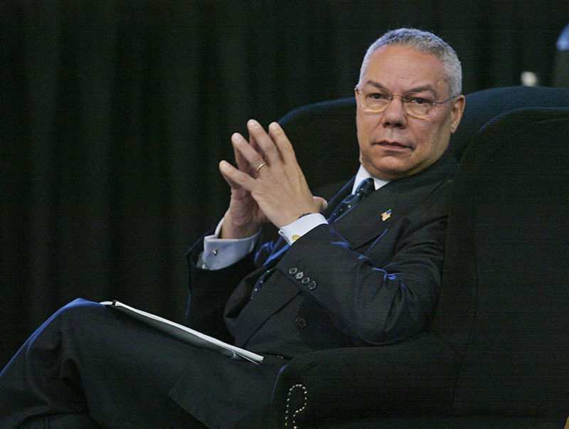 Colin Powell, Former US Secretary of State, Dies from Covid Complications    International