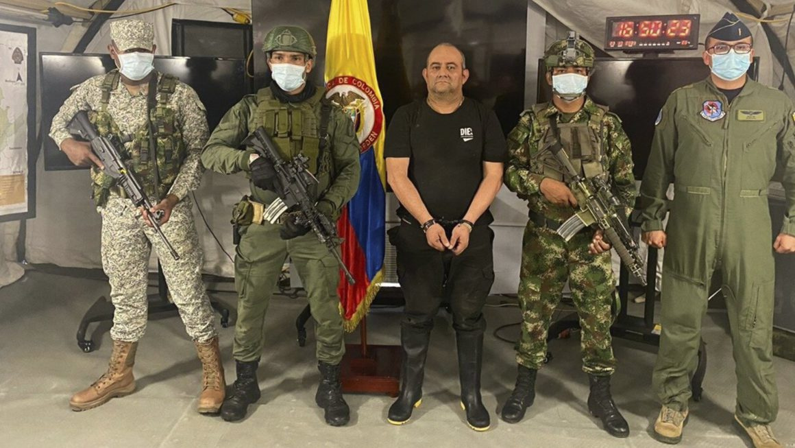 Colombia captures 'Otoniel', the most wanted drug trafficker since Pablo Escobar
