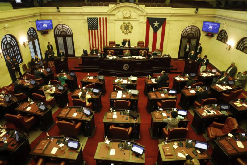 Controversial Puerto Rico Debt Bill Approved