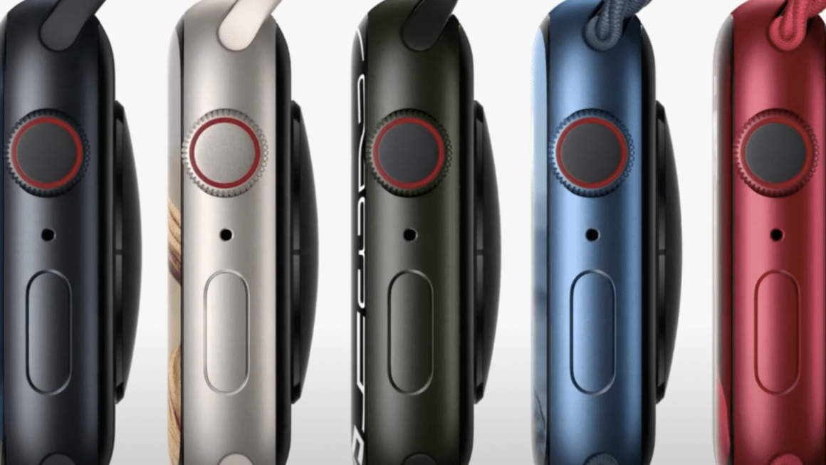 Criticism of (too) brightly colored Apple Watch colors