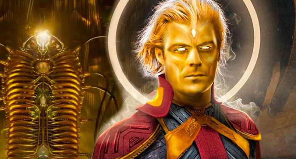 """Adam Warlock: what is the origin and what powers does the character of """"Guardians of the Galaxy 3"""" have - Diario Depor"""
