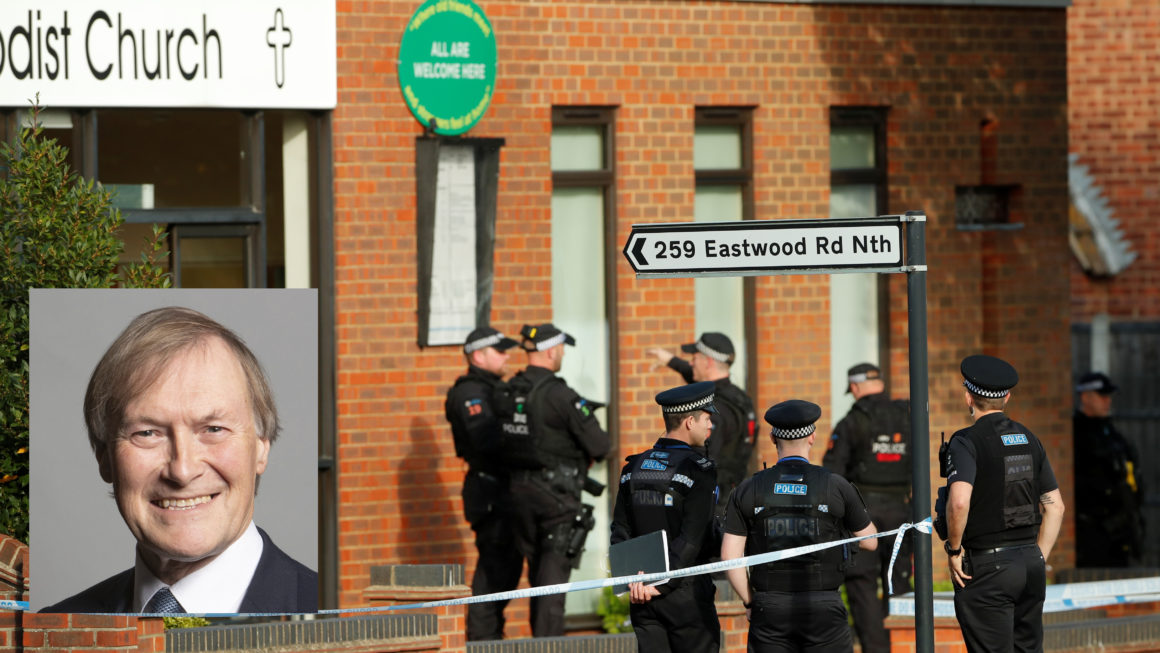 David Amess: A British Conservative MP dies after being stabbed several times during a public event |  International