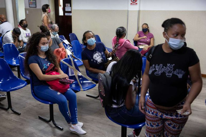 Due to the pandemic, some 14 million women lost access to sexual and reproductive health worldwide