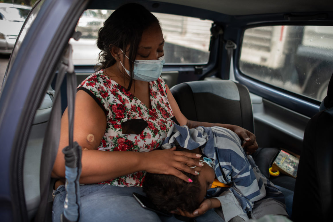 Dying while waiting for a kidney: the limbo of Venezuelan children who need a transplant |  International