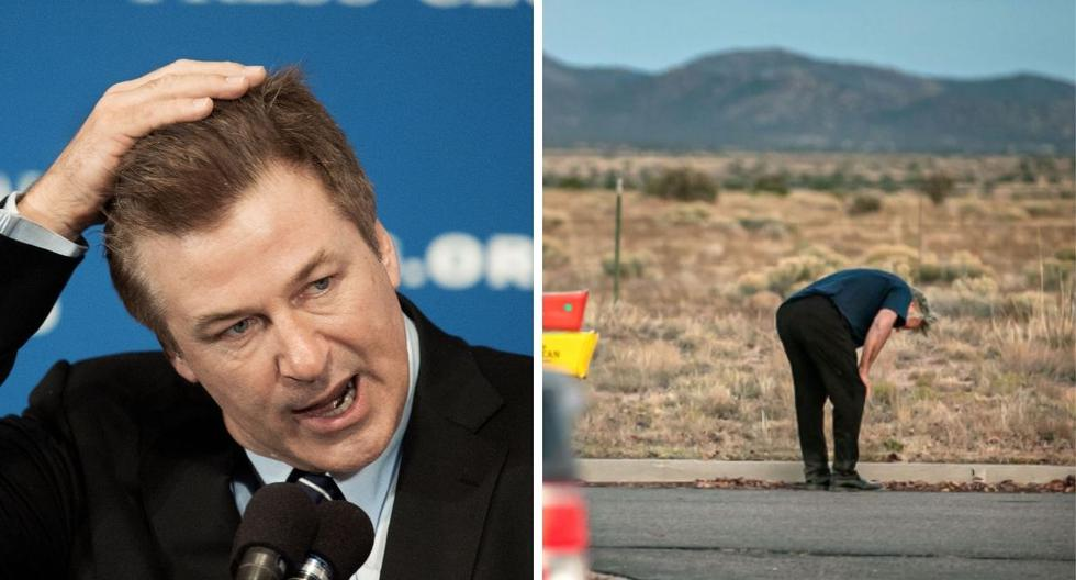 """Alec Baldwin: So was the 911 call that was made seconds after the shooting at """"Rust"""" - MAG."""