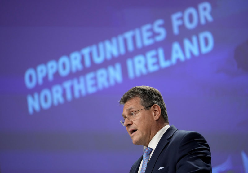 EU to hit London with harsh trade retaliation if it breaches Brexit deal on Northern Ireland    International