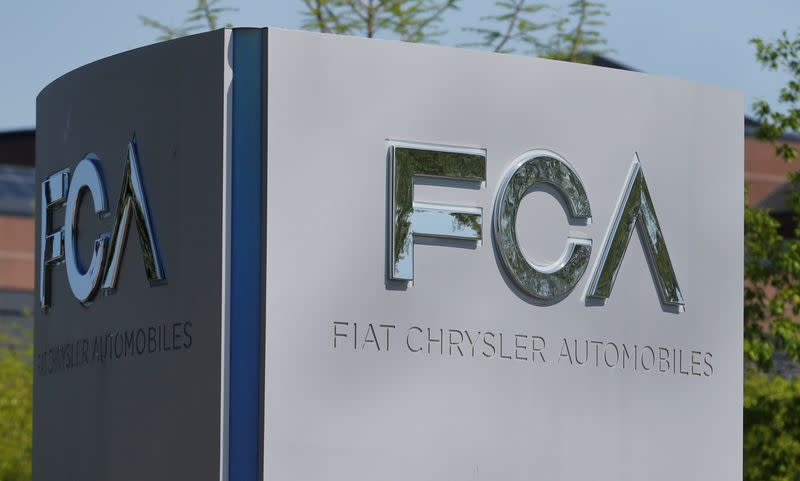 EXCLUSIVE-Fiat Chrysler, close to agreement with US prosecutor in case of emissions fraud: sources