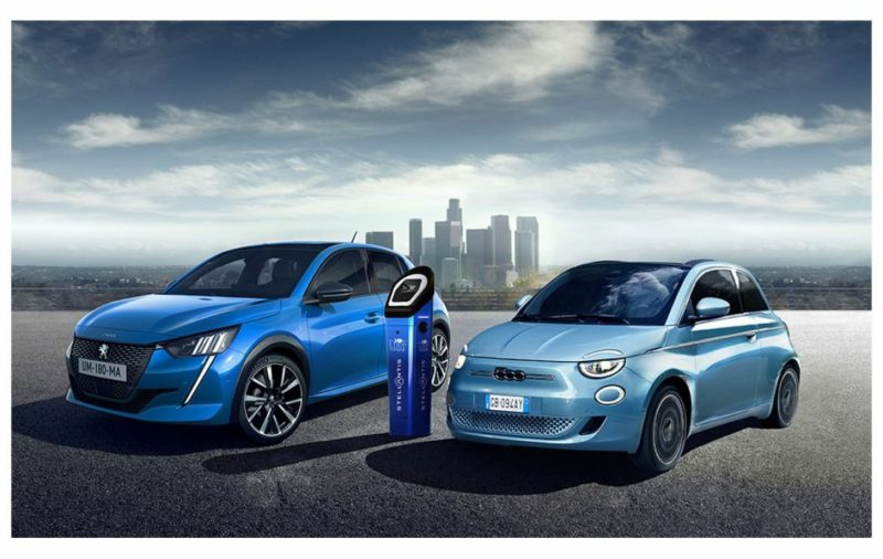 Electric cars: Stellantis is planning 15,000 charging stations in Europe