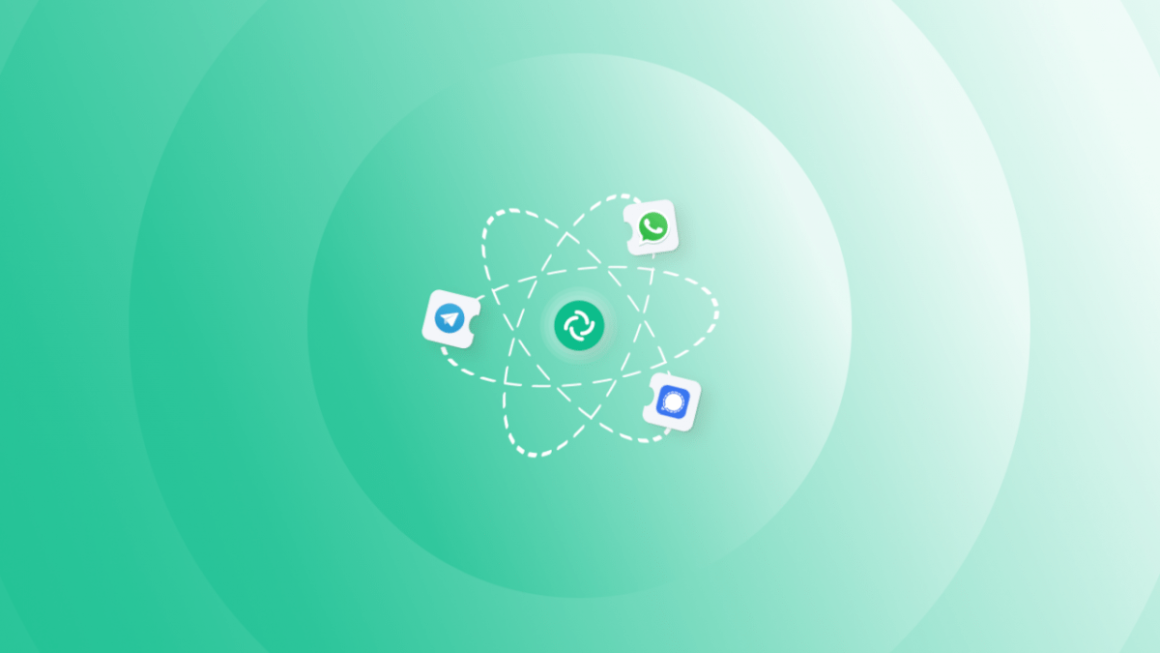 Element One: Chat package for WhatsApp, Signal and Telegram