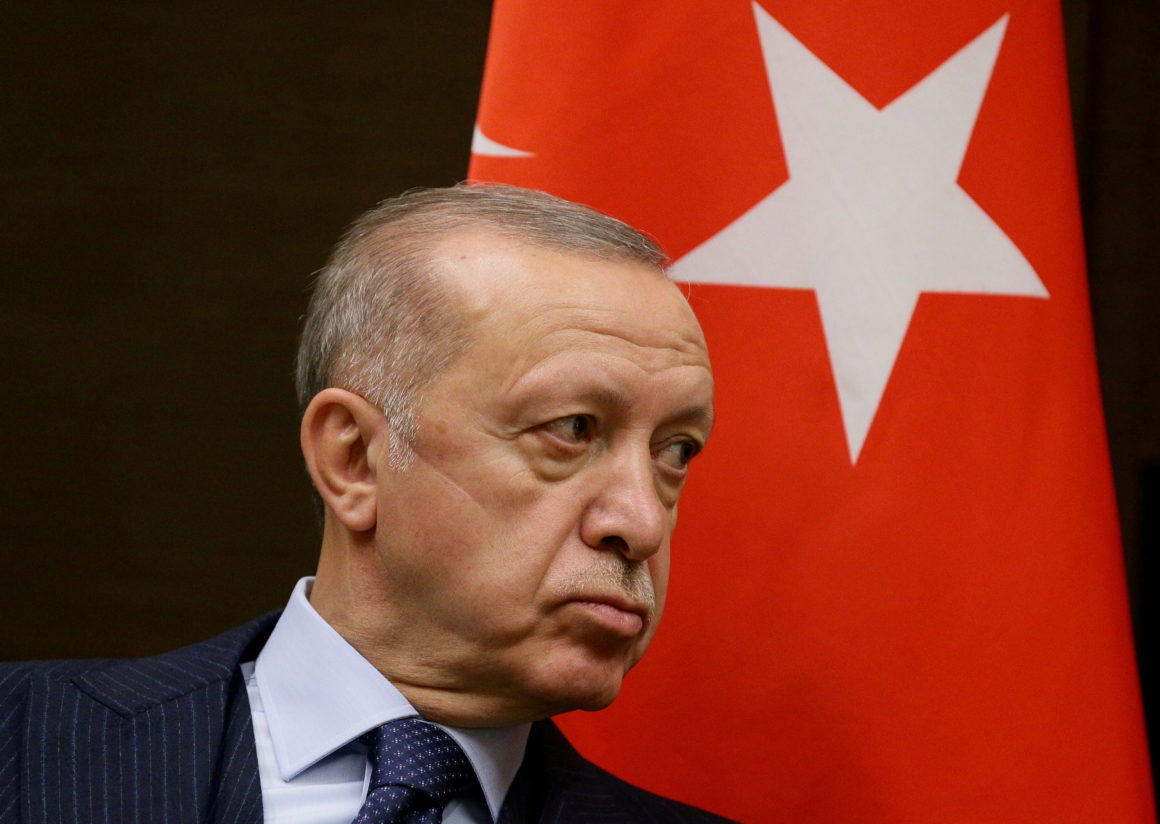 Erdogan orders the expulsion of 10 Western ambassadors for calling for the release of an activist    International