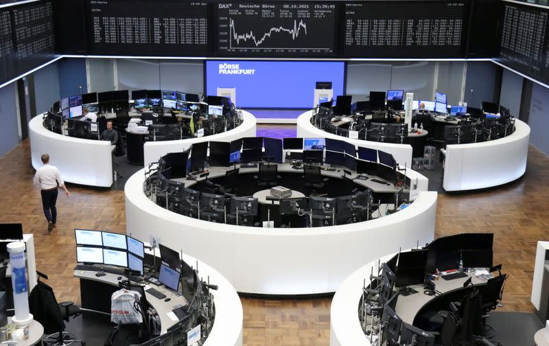 European stocks hit 6-week highs, Nestlé shines in mixed results session