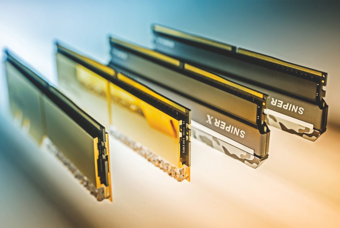 Fast DRAM: DDR5 specification learns about DDR5-6400
