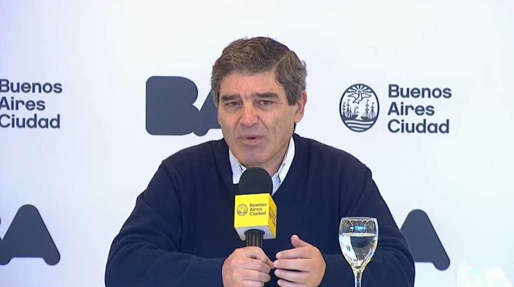 "Fernán Quirós denied Milei's questions about vaccines against the coronavirus: ""The effectiveness studies are conclusive"""