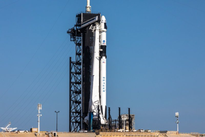 For lack of customers: private space flight with SpaceX canceled