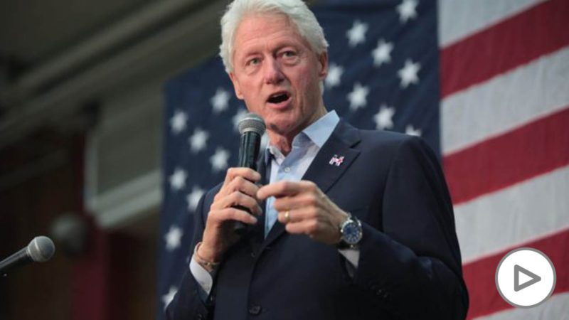 Former US President Bill Clinton Hospitalized For Infection