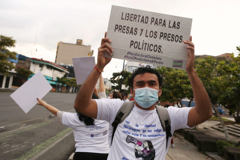 Four Latin American organizations call to suspend the elections in Nicaragua    International