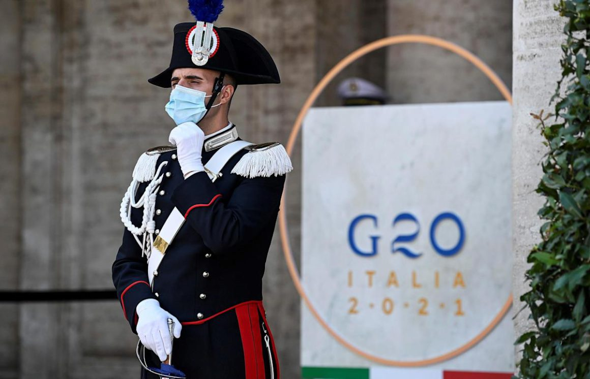 G20 GDP could drop 4% in 2050 if emissions are not reduced
