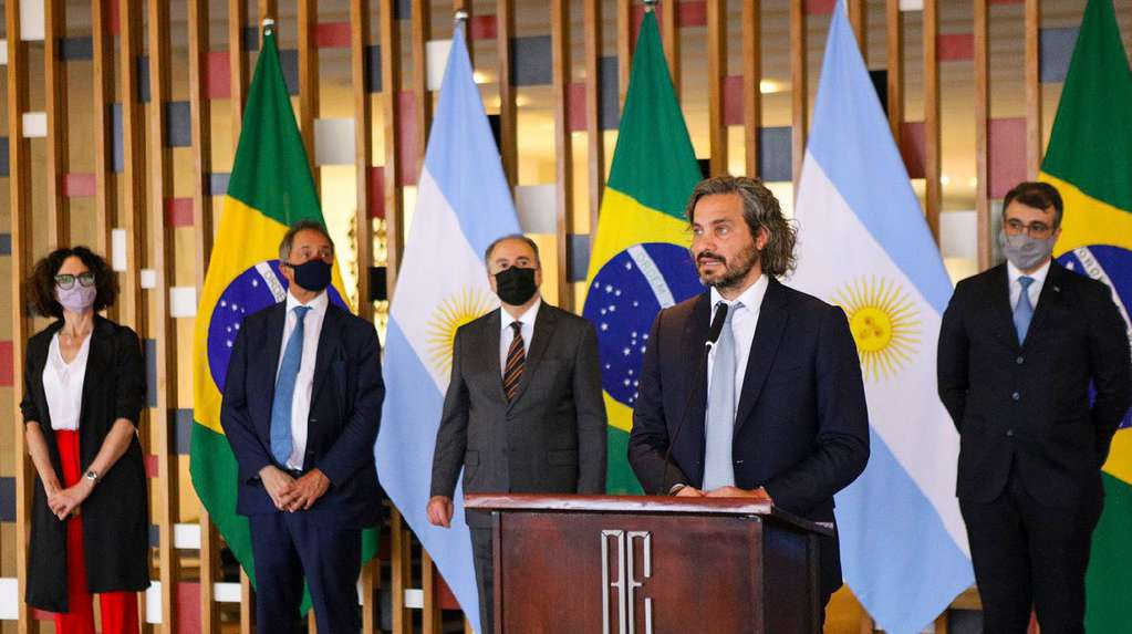 Gesture of relaxation in Mercosur: Argentina accepted a proposal from Brazil and agreed to a 10% reduction in the Common External Tariff