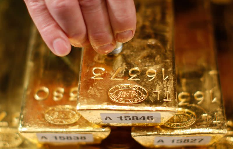 Gold is stable but continues to be pressured by expectation of rate hikes