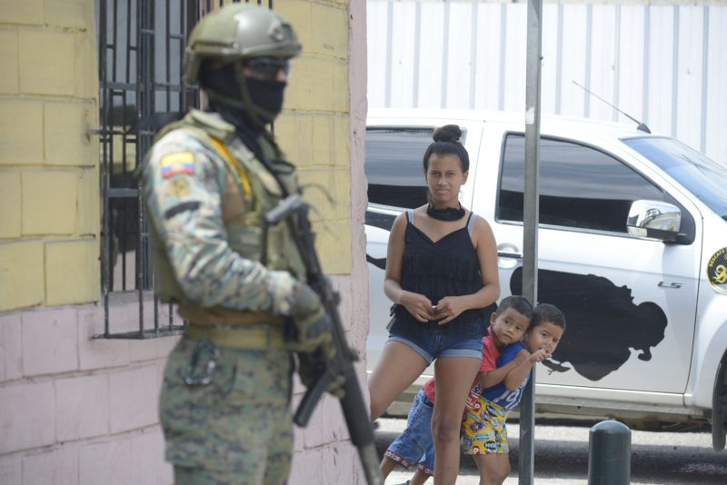 Guayaquil: Ecuador, the country where bullets do not distinguish neighborhoods or schedules |  International