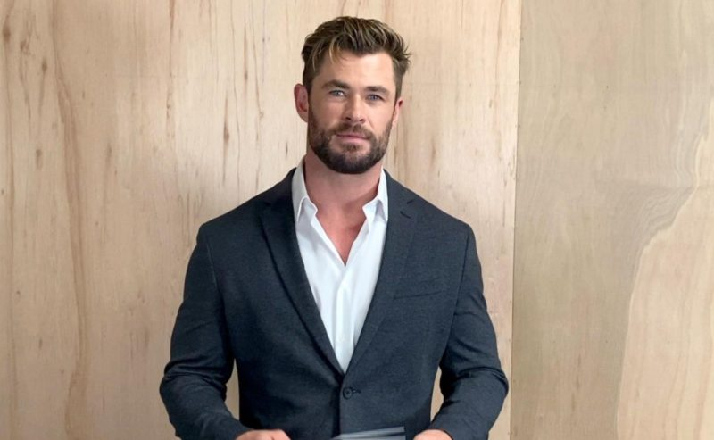How Chris Hemsworth, Thor trains at Marvel, after taking a little too much