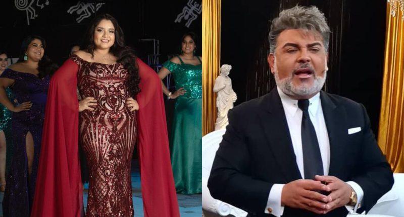 Andrés Hurtado: Organization of Miss Curvy Peru denounces mistreatment by the driver - MAG.