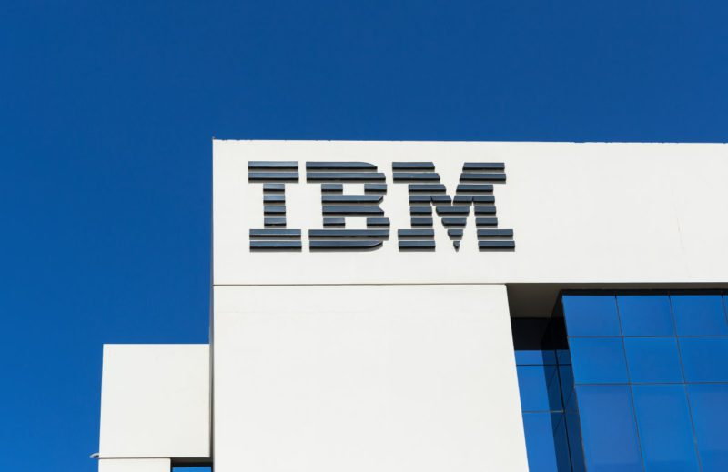 IBM disappoints investors with quarterly figures